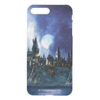 Harry Potter Castle | Hogwarts at Night iPhone 7 Plus Case