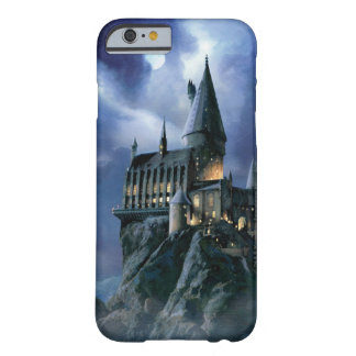 Harry Potter Castle | Moonlit Hogwarts Barely There iPhone 6 Case