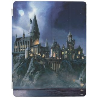 Harry Potter Castle | Moonlit Hogwarts iPad Smart Cover