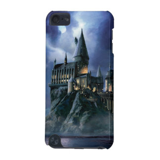 Harry Potter Castle | Moonlit Hogwarts iPod Touch (5th Generation) Cover