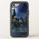 "Harry Potter Castle | Moonlit Hogwarts OtterBox Defender iPhone 8/7 Case<br><div class=""desc"">Learn magic with Harry Potter and friends at Hogwarts School of Witchcraft and Wizardry! This castle done in a cool painting style is just the thing for kids and other Harry Potter fans! Retro art stylings that never go out of fashion. The night may look ominous but thankfully we have...</div>"