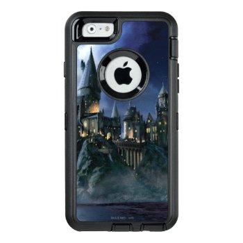 Harry Potter Castle | Moonlit Hogwarts Otterbox Defender Iphone Case by harrypotter at Zazzle