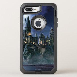 info for 905c2 f8609 Harry Potter Castle | Moonlit Hogwarts OtterBox Defender iPhone 8 Plus/7  Plus Case
