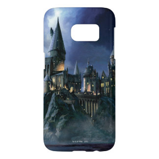Harry Potter Castle | Moonlit Hogwarts Samsung Galaxy S7 Case
