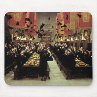 Harry Potter Castle | The Great Hall Mouse Pad
