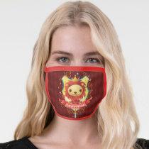 Harry Potter | Charming GRYFFINDOR™ Crest Face Mask
