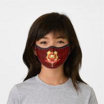 Harry Potter | Charming GRYFFINDOR™ Crest Premium Face Mask