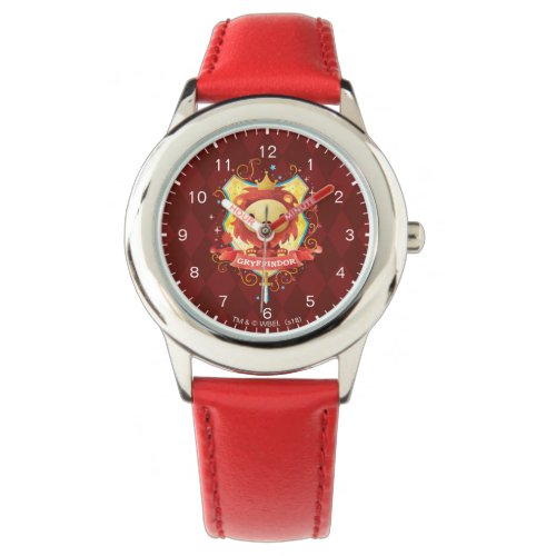 Harry Potter | Charming GRYFFINDOR™ Crest Watch