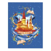 Harry Potter   Charming HOGWARTS™ Castle Postcard