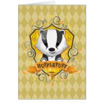 Harry Potter | Charming HUFFLEPUFF™ Crest