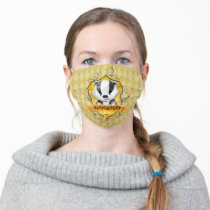 Harry Potter | Charming HUFFLEPUFF™ Crest Adult Cloth Face Mask