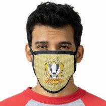 Harry Potter | Charming HUFFLEPUFF™ Crest Face Mask