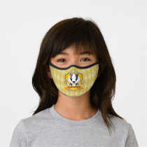 Harry Potter | Charming HUFFLEPUFF™ Crest Premium Face Mask