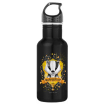 Harry Potter | Charming HUFFLEPUFF™ Crest Stainless Steel Water Bottle