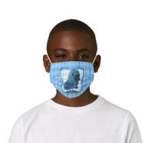 Harry Potter | Charming RAVENCLAW™ Crest Kids' Cloth Face Mask