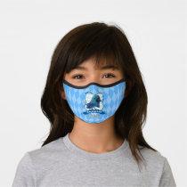 Harry Potter | Charming RAVENCLAW™ Crest Premium Face Mask