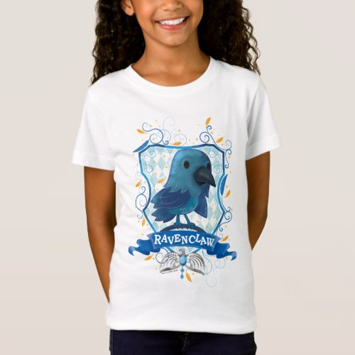 Harry Potter  Charming RAVENCLAWâ Crest T_Shirt