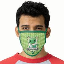 Harry Potter | Charming SLYTHERIN™ Crest 2 Face Mask