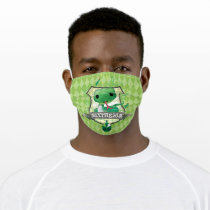 Harry Potter | Charming SLYTHERIN™ Crest Adult Cloth Face Mask