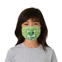 Harry Potter | Charming SLYTHERIN™ Crest Kids' Cloth Face Mask