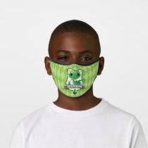 Harry Potter | Charming SLYTHERIN™ Crest Premium Face Mask