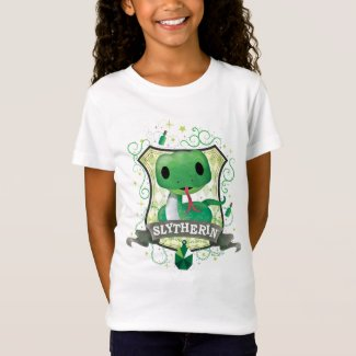 Harry Potter | Charming SLYTHERIN™ Crest T-Shirt