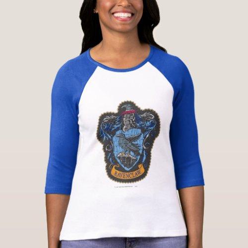 Harry Potter   Classic Ravenclaw Crest T_Shirt