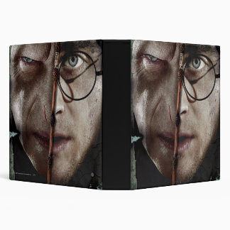 Harry Potter Collage 10 3 Ring Binder