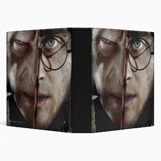 Harry Potter Collage 10 3 Ring Binder