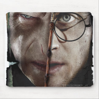 Harry Potter Collage 10 Mouse Pad