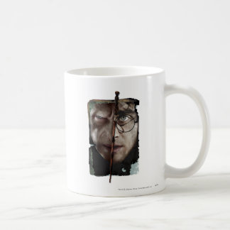 Harry Potter Collage 10 Mugs