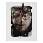 Harry Potter Collage 10 Poster