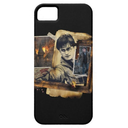 Harry Potter Collage 7 iPhone 5 Covers