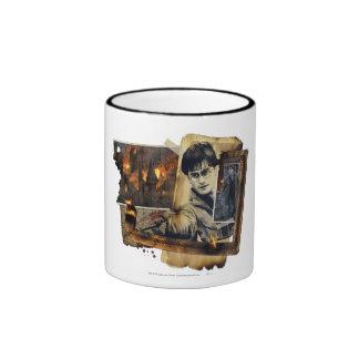Harry Potter Collage 7 Mug