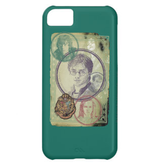 Harry Potter Collage 9 Cover For iPhone 5C