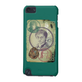 Harry Potter Collage 9 iPod Touch (5th Generation) Case