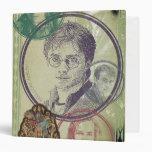 Harry Potter Collage 9 Vinyl Binders