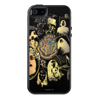 Harry Potter | Colorful Hogwarts Crest OtterBox iPhone 5/5s/SE Case