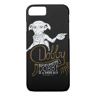 Harry Potter | Dobby Has No Master iPhone 7 Case