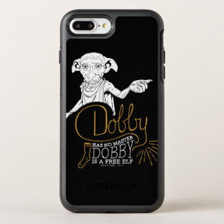Harry Potter | Dobby Has No Master OtterBox Symmetry iPhone 7 Plus Case