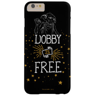Harry Potter | Dobby Is Free Barely There iPhone 6 Plus Case