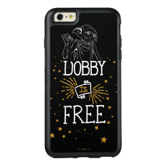 Harry Potter | Dobby Is Free OtterBox iPhone 6/6s Plus Case