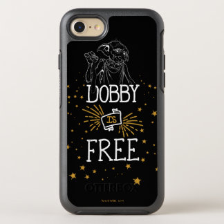Harry Potter | Dobby Is Free OtterBox Symmetry iPhone 7 Case