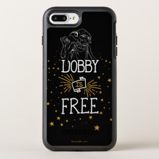 Harry Potter | Dobby Is Free OtterBox Symmetry iPhone 7 Plus Case
