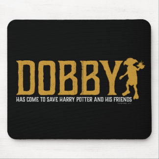 Harry Potter | Dobby Save Harry Potter Mouse Pad