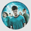 Harry Potter Dubledore's Army 4 sticker