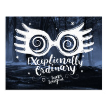 Harry Potter   Exceptionally Ordinary Postcard