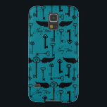 "HARRY POTTER™ Flying Keys Pattern Galaxy S5 Case<br><div class=""desc"">A pattern of flying keys from HARRY POTTER™ and The Sorcerer&#39;s Stone.</div>"
