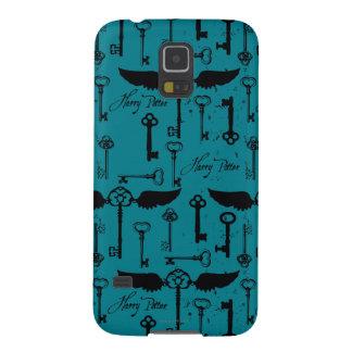 HARRY POTTER™ Flying Keys Pattern Galaxy S5 Case