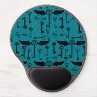 HARRY POTTER™ Flying Keys Pattern Gel Mouse Pad